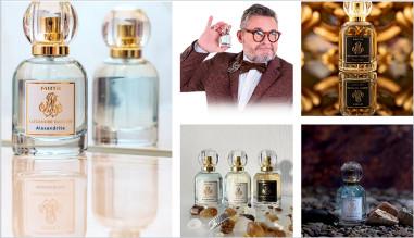 О создании парфюмерной линии от Александра Васильева